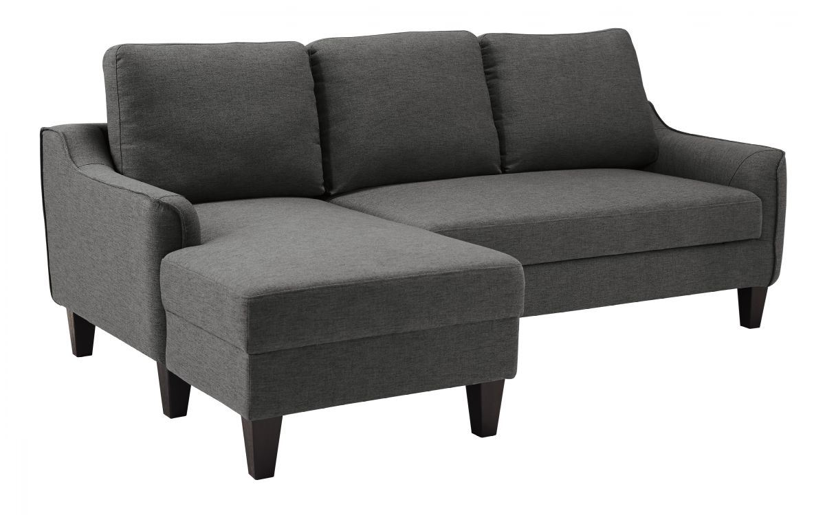 Jarreau Gray Sofa Chaise Sleeper FREE DELIVERY! CLEARANCE ...