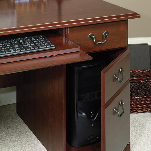Heritage Hill Classic Cherry Computer Desk Marjen Of