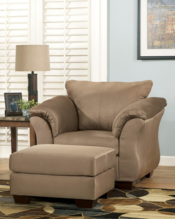 Darcy Mocha Sofa Amp Loveseat Set Marjen Of Chicago