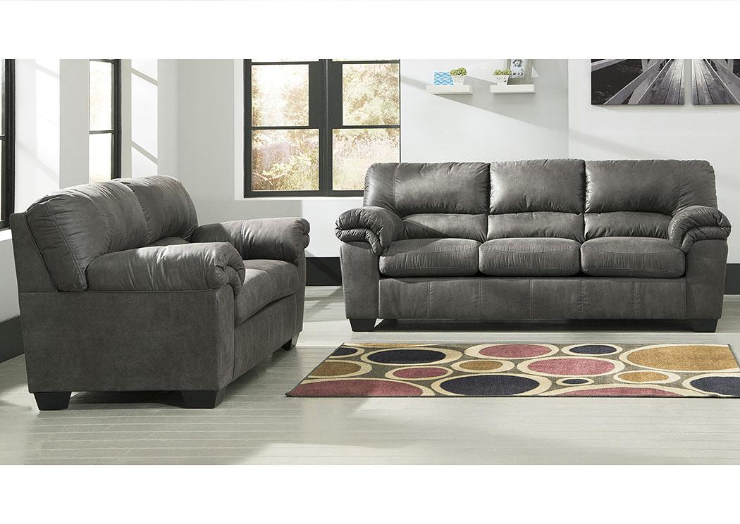 Bladen Slate Full Sofa Sleeper Free Delivery Marjen Of