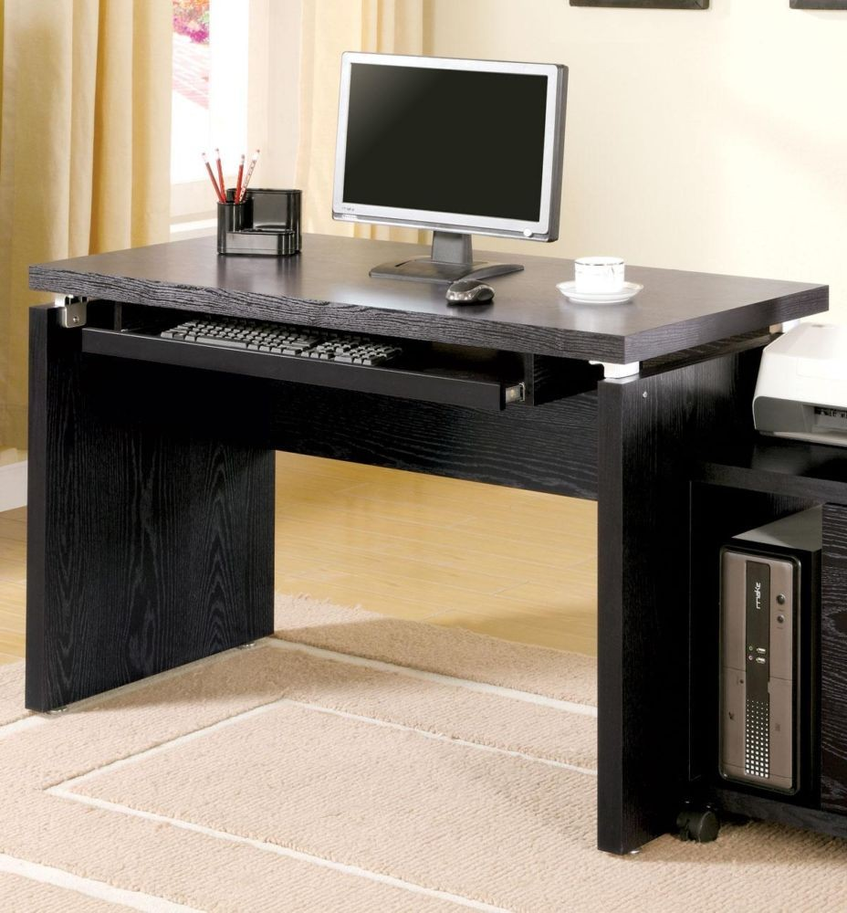 Clark Computer Desk With Keyboard Tray