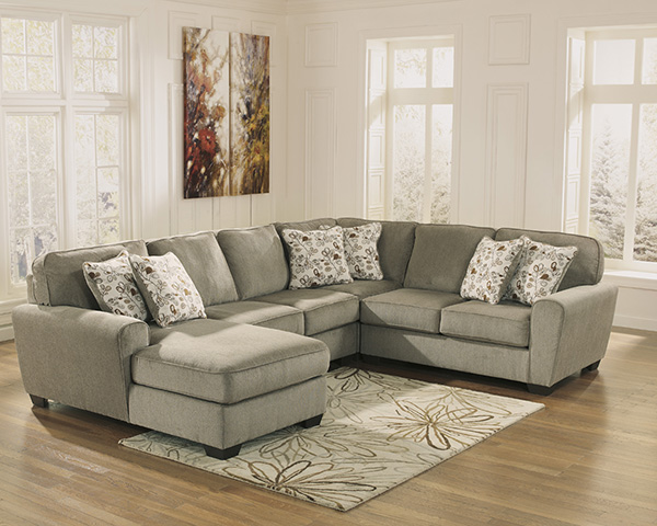 Patola Park Patina Chaise Sectional Set Marjen Of