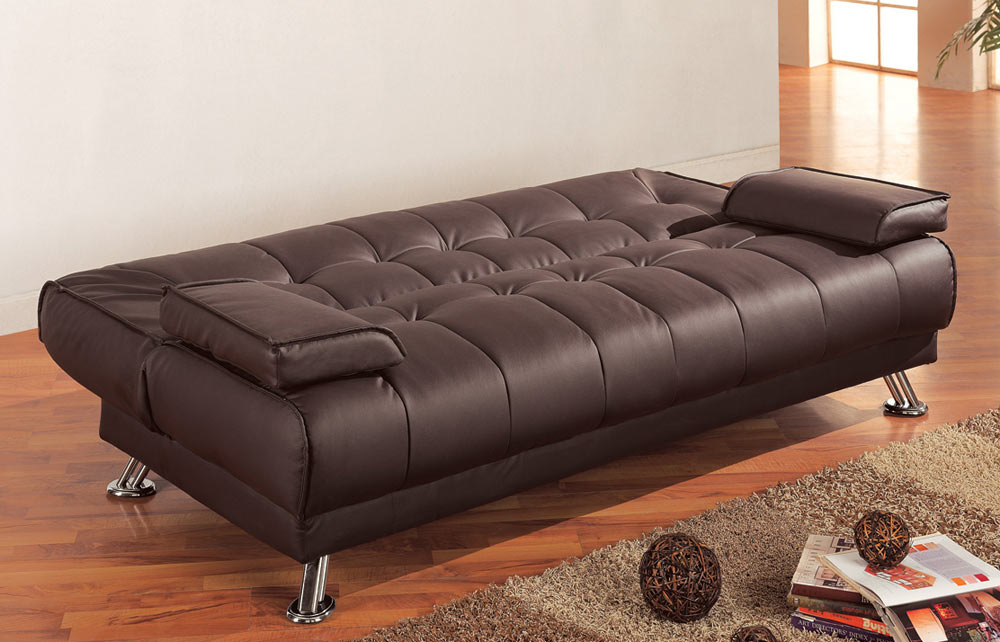 Image Result For Bobs Leather Sleeper Sofa