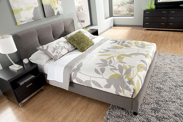 Masterton Queen Upholstered Bed Marjen Of Chicago