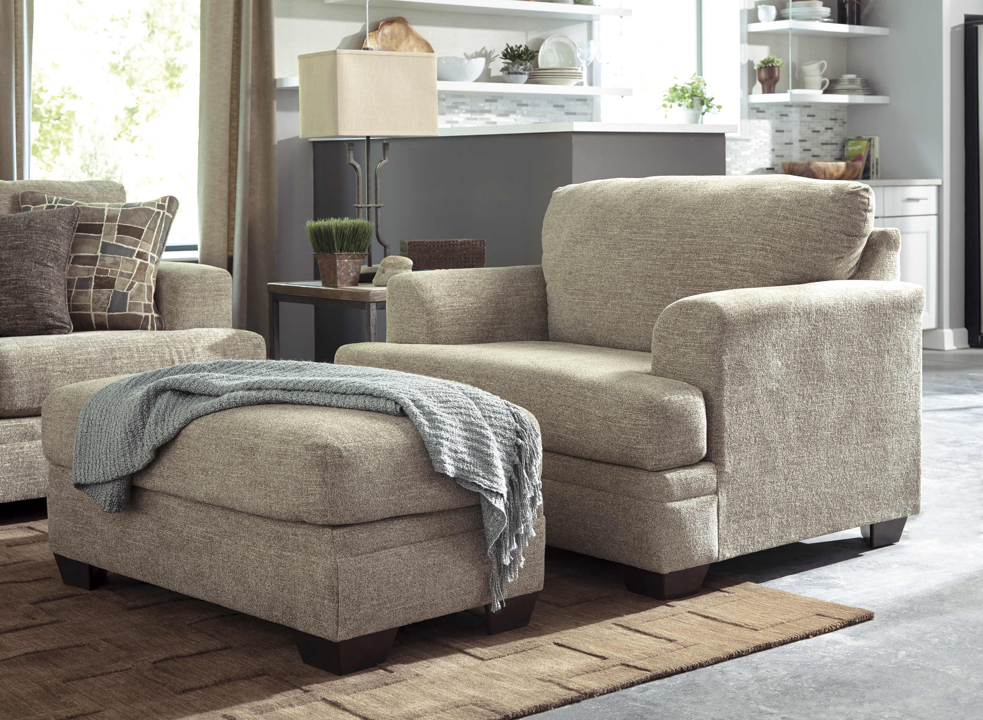 Barrish Sisal Sofa Marjen Of Chicago Chicago Discount