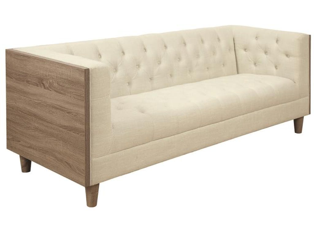 Fairbanks Weathered Taupe Sofa FREE SHIPPING! | Marjen of Chicago ...
