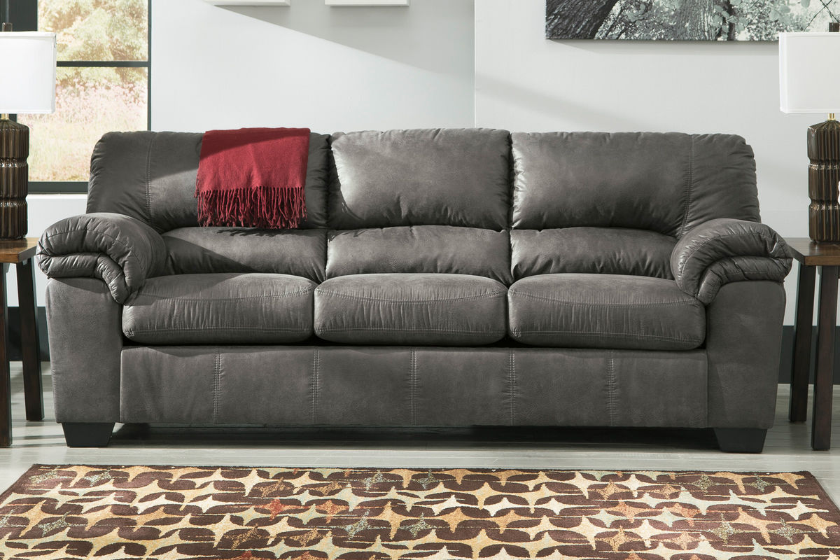 Swell Bladen Slate Full Sofa Sleeper Free Delivery Marjen Of Gmtry Best Dining Table And Chair Ideas Images Gmtryco