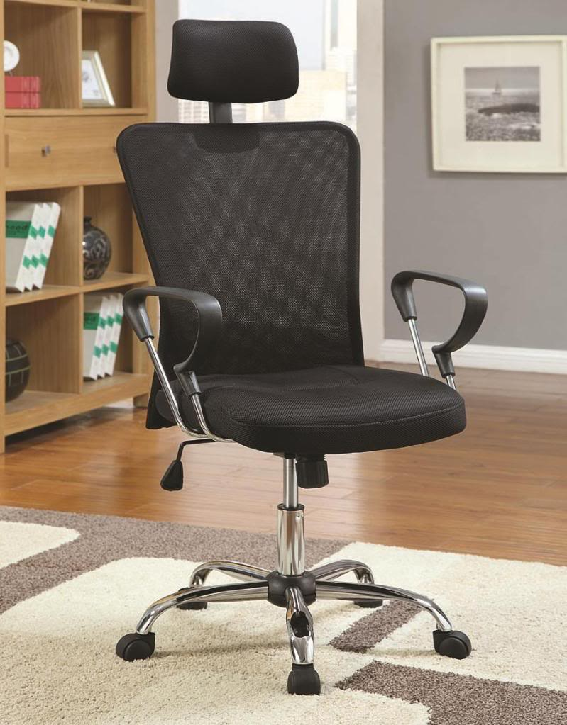 mesh style office chair provides cool comfort all day marjen of