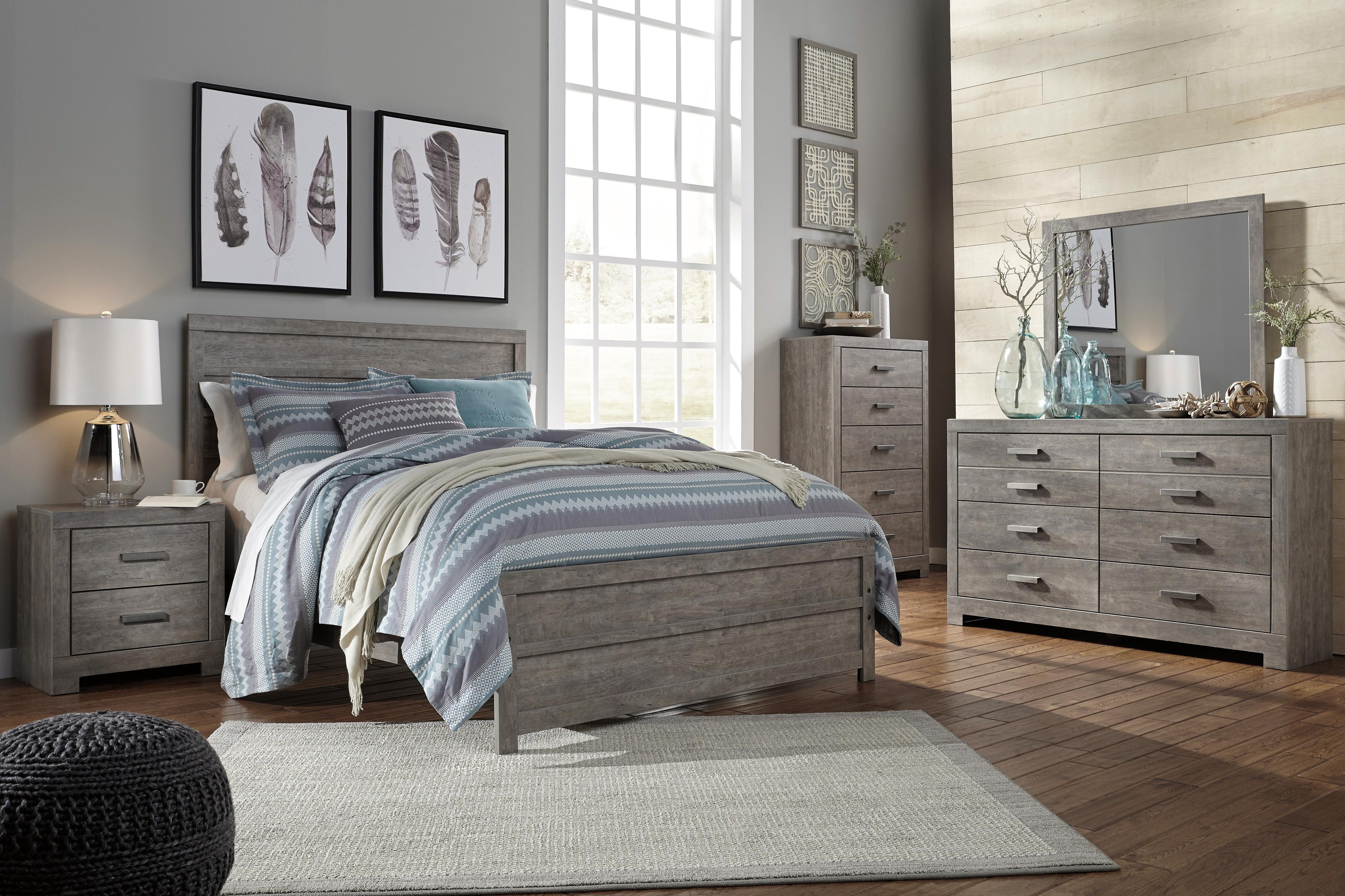 culverbach gray vintage bedroom set  marjen of chicago