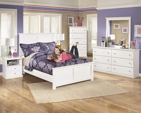 Ashley Bostwick Shoals Full Panel Bed Guaranteed Lowest Price Marjen Of Chicago Chicago