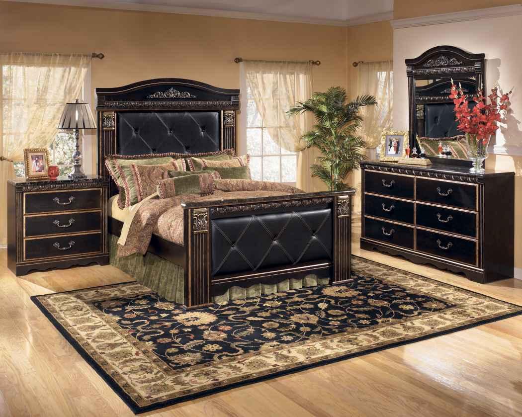 coal creek mansion bedroom set marjen of chicago chicago discount