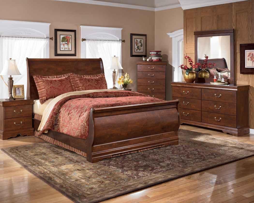 Wilmington Sleigh Bedroom Set Marjen Of Chicago