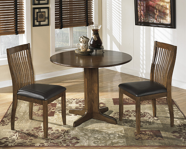 Stuman Round Drop Leaf Dining Table Set Marjen Of