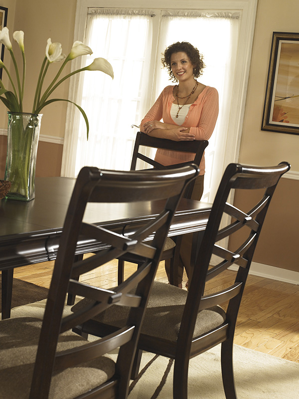 Hayley Dining Room Set By Ashley Marjen Of Chicago