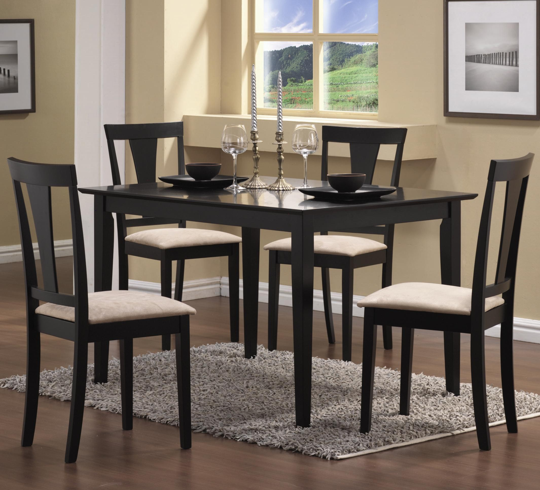 dining table set marjen of chicago chicago discount furniture