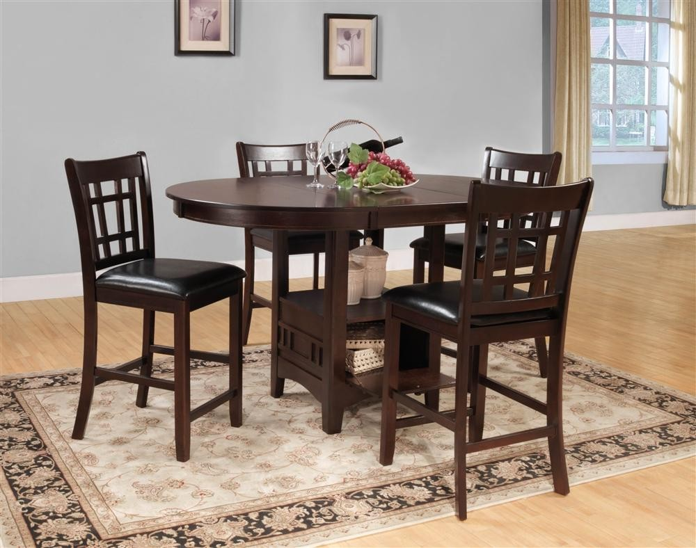 Homelegance 2423 36 Junipero Counter Height Dining Table