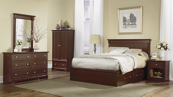 Queen Platform Bed Marjen Of Chicago Chicago Discount