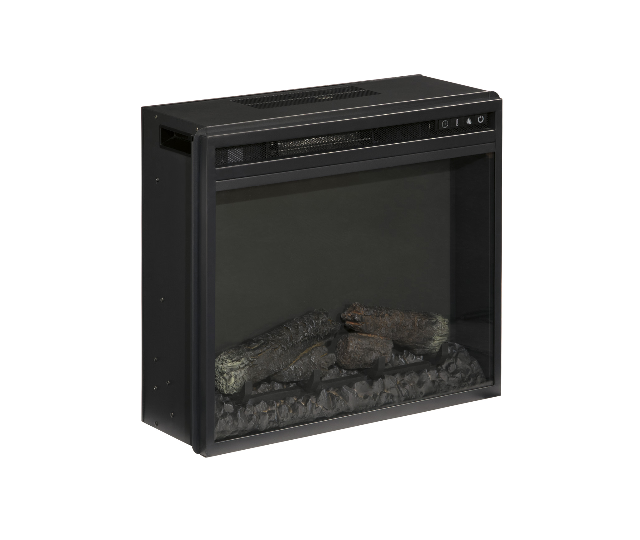 Harlinton Tv Stand W Led Fireplace Insert Option Marjen
