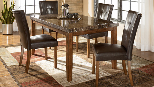 Lacey 5 Piece Dining Table Amp Chair Set Marjen Of Chicago