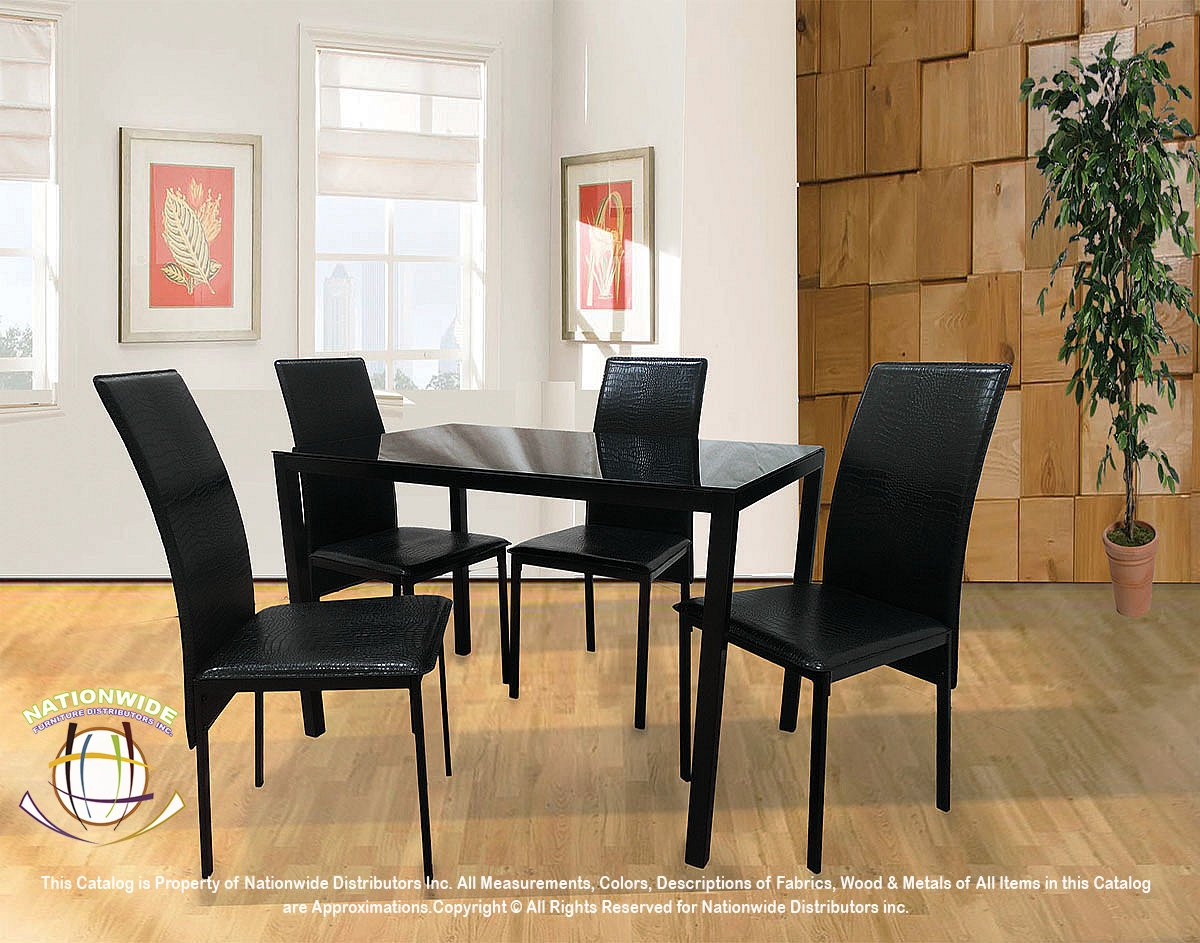 smoke black glass top marjen of chicago chicago discount furniture