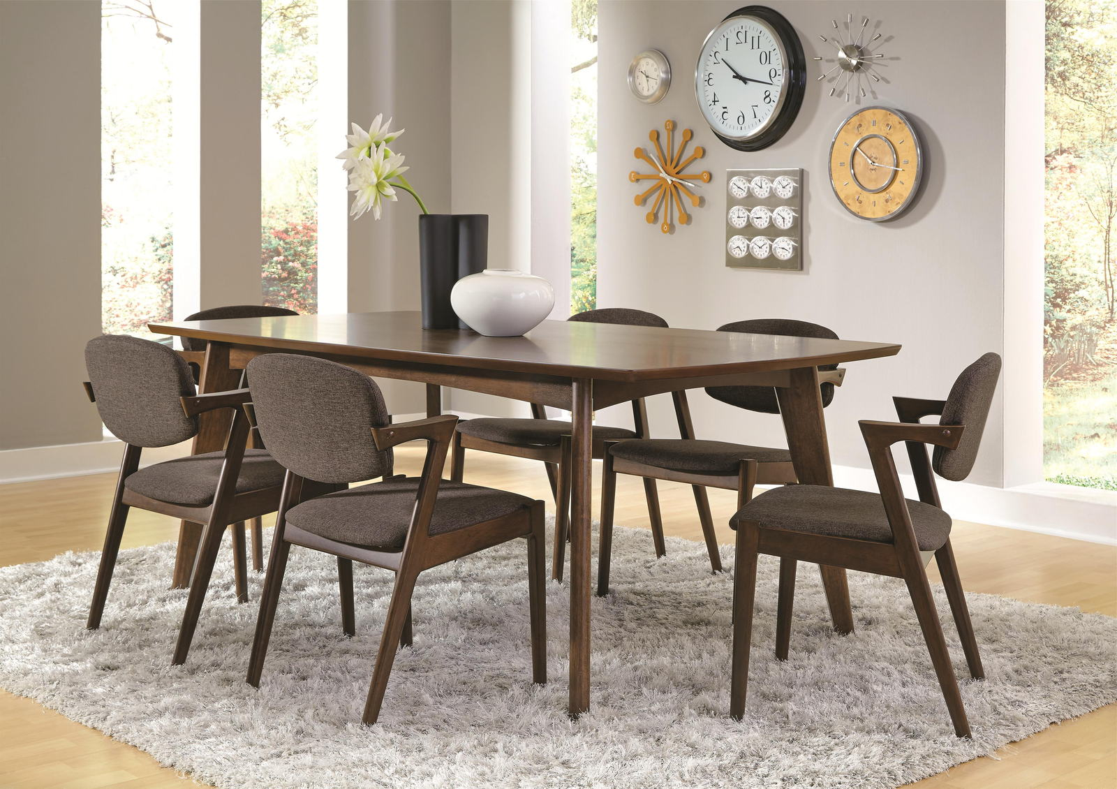 MALONE 7 PIECE DINING ROOM SET | Marjen of Chicago | Chicago ...