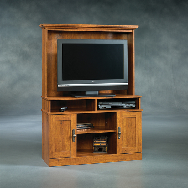 Discount Furniture Websites: Harvest Mill Collection Entertainment Center
