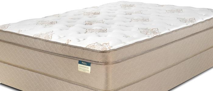 Stafford Pillow Top King Size Set With Gel Memory Foam Marjen Of