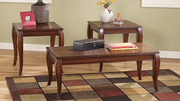 Mattie 3 Piece Occasional Table Set Marjen Of Chicago